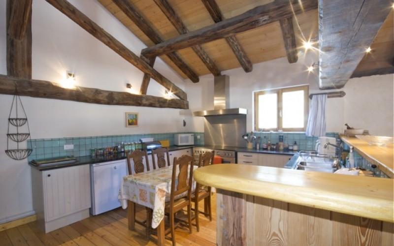 Nancroix Kitchen Area
