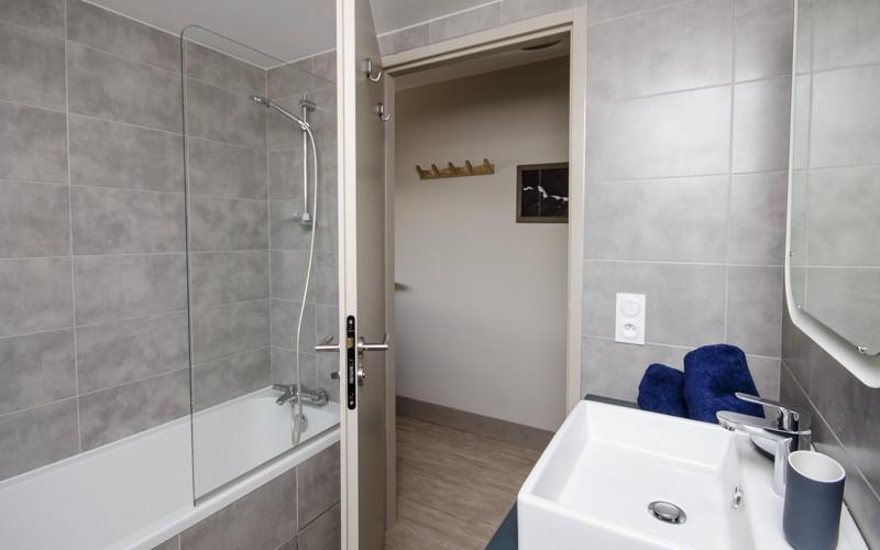 Chalet Hermine bathroom