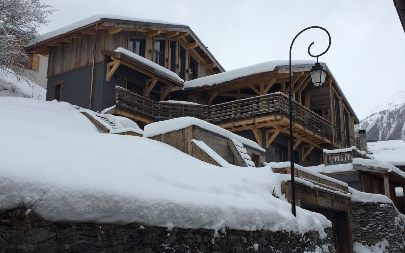 Chalet Chamois image